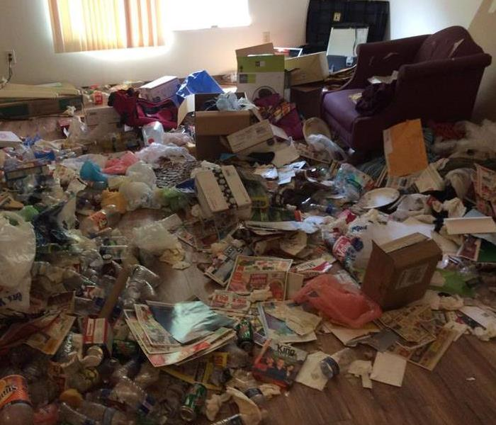 Hoarder Biohazard Cleanup in Cleveland, OH